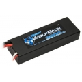 Team Associated LIPO 11.1V HARDCASE 3900MAH 35C WOLFPACK