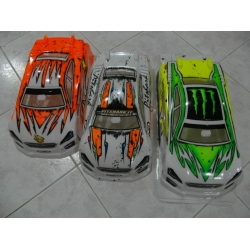 PROTAFORM SRS-N LW 200 mm FOR 1/10 CARS PAINTED BY PITSHARK