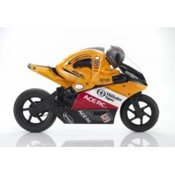 thunder Tiger SB5 racing motorcycle 1:5 RTR 17Turns Yellow 2.4G