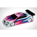 BLITZ XFR  190MM SEDAN BODY FOR 1/10  ELECTRIC