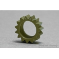 CSO MRX5 HARDCOATED CLUTCH BELL PINION GEAR 15T FOR MRX-5