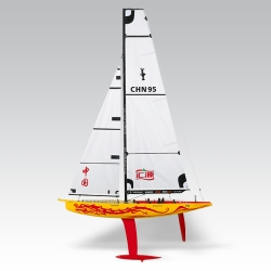 Thunder Tiger China Team 1m America's Cup Racing