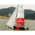 Thunder Tiger ETNZ 1M America's Cup Racing Yacht