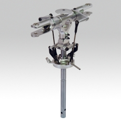 Thunder Tiger Flybarless Rotor Head conversion Kit -for RAPTOR 30/50 Sseries