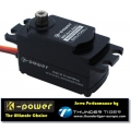 10KG HV Brushless Digital Servo w/ Metal Gears For 1/10 Electric TC Nitro TC Drift Car K-power HB1106 55g/10kg/0.06s/7.4V