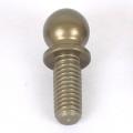 R102101  Alu 4.9mm Ball End Med (4pcs)