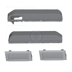 PD1490  CHASSIS GUARD&COVER,MTA4