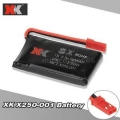 Original XK X250-001 3.7V 780mAh 20C Battery for X250 RC Quadcopter Drone DJ8J