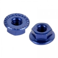 30020043 M4 Aluminum Serrated Flange Nut (5pcs /Pack)