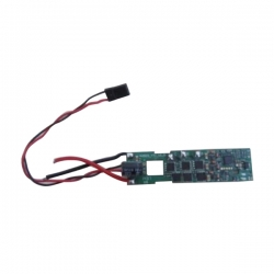 Brushless ESC(red light for XK X380 X380-A X380-B X380-C XK.2.380.010