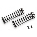 AE 12mm Rear Springs, black, 1.90 lb
