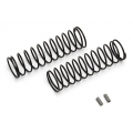 AE 2mm Rear Springs, gray, 2.20 lb