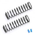 AE 12mm Rear Springs, blue, 2.30 lb