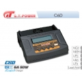 G.T. POWER C6D  Charge for:NiCd/NiMH/LiPo/Lilon/LiFe/Lead-acid Input Voltage:AC 110~240V or DC 11~18V