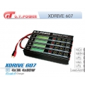 G.T. POWER XDRIVE 607  Charge for:NiCd/NiMH/LiPo/Lilon/LiFe/Lead-acid Input Voltage:DC 11V-18V