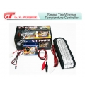 G.T POWER Simple Tire Warmer Temperature Controller