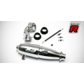 XRD .12 EFRA 2676 T-PIPE KIT