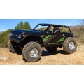 1/10 Wraith 1.9 4WD Rock Crawler Brushed RTR, Black (AXI90074T2)