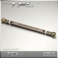 TFL Aluminium Alloy Chassis/Upper Linkage Rod Set Suitable for original Axial
