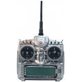 JR DSX9 2.4G 9ch rc radio control Transmitter & Receiver RD921 Combo W/ 1500mah TX battery for rc helicopter toys