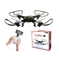 LH-X10 2.4G 6CH RC drone quadcopter with wifi camera