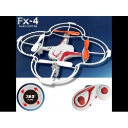 FX-4 drone 2.4GHz Nano Quadcopter 4 Channel 6 axis RC Helicopter