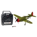 Thunder Tiger MICRO P-47 RTF 2.4GHz including LiPo battery  EPS, wingspan 395mm, weight 52g