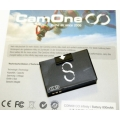 CamOne Infinity 1S LiPo battery, 3.7V, 800mAh  approximately 37x24x10mm, 15g