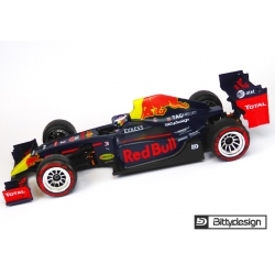 Bittydesign F1 Body 'Type-6R' 1/10