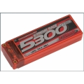 NOSRAM LiPo 5300  X-treme Race Hard Case - 28C - 7.4V