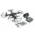 GRAVIT MONSTER VISION FPV 2.4GHZ QUADROCOPTER WITH WIFI-ACTION-CAM