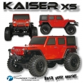 KAISER XS 1:14 OFF-ROAD 4WD ROT ''RC WaterProof''' Design  UK Charger Version