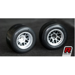 RIDE New ETS Formula 1 tire, pre glued  FRONT