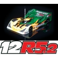 AE TEAM ASSOCIATED RC12R5.2'''' Factory Team Kit  On-Road 1:12 Electric, a kit without bodywork & wheels