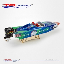 TFL WARRIOR  BOAT ARTR