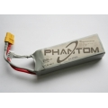 DJI PHANTOM LiPo 3S 11.1V 2200mAh 24.42Wh  Size: 105x33x22mm with XT60 connector