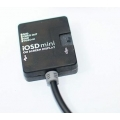 DJI iOSD '' mini '' On-Screen Display Module  for data monitoring in the camera image