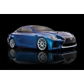 Team Associated APEX Lexus RCF 4WD Touring Car RTR 2.4GHz 1:10 Brushless , water resistant SC500 BL - regulator