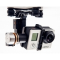 DJI ZENMUSE H3-2D gimbal for GoPro Hero'' 3''  camera stabilizer system in professional quality