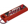 NOSRAM 30C Hardcase LiPo Power Pack 4600 to 7.4 V  137.5 x 46.2 x 24.3mm, 3-pole EHR balancer connector