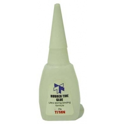 Titan CA Glue for Rubber Tire