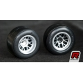 RIDE New ETS Formula 1 tire, pre glued  REAR