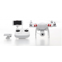 DJI  PHANTOM VISION 2 QuadroCopter GPS RTF Full HD Camera  14 Mega Pixel, iOS, Live Monitoring & about 25-30 minutes flight time