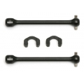 Team Associated TC6.1 CVA drive shafts-bone (2)  also for TC6 Tuning
