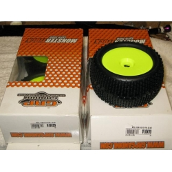 GRP TRUGGY TYRES + RIMS  ( PER 4PCS ) SET OF FOUR RIMS +TYRE