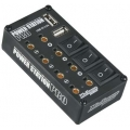 MM-PSPK Muchmore Power Station Pro Multi Distributor Black (with 2A Two USB Charging port)